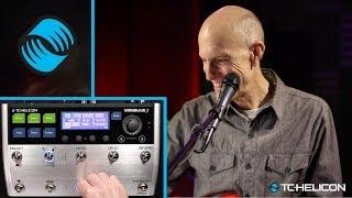 VoiceLive 3 Closer Look: Vocals