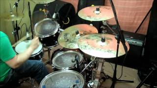 Adele - Someone Like You Drum Cover