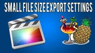 download lagu The Best Final Cut Pro X Export Settings For gratis