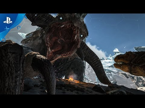 ARK: Extinction - Announcement Trailer | PS4