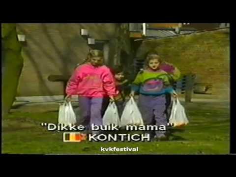 Kinderen voor Kinderen Festival 1990 - Dikke buik mama
