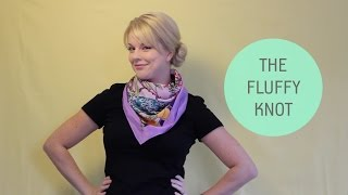 How To Wear a Silk Scarf in 7 Chic Styles