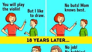 10 PARENTING MISTAKES WE SHOULD AVOID