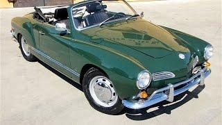 1969 Karmann Ghia Convertible for Sale