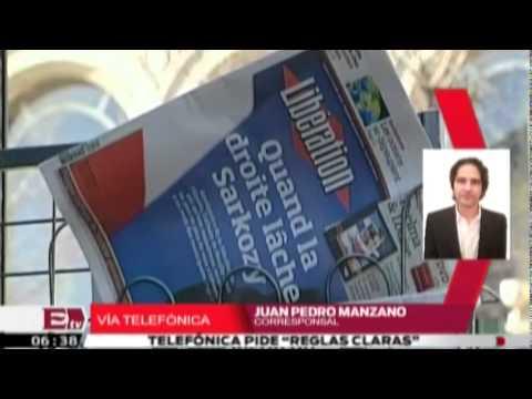 Imputan cargos de corrupción y tráfico de influencias a Nicolas Sarkozy / Vianey Esquinca