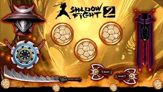 Shadow Fight 2 Mythical Enchantment Stone Fetters