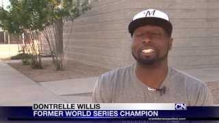 Dontrelle Willis Attempts a Comeback