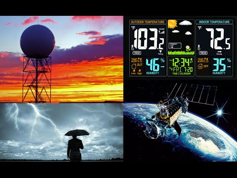 S8 Ep.5 - Weather Prediction Technology - TechTalk With Solomon