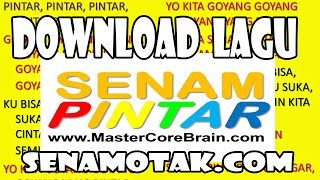 lagu SENAM PINTAR - DOWNLOAD Lirik Senam Otak Cerdas Brain Gym 2017