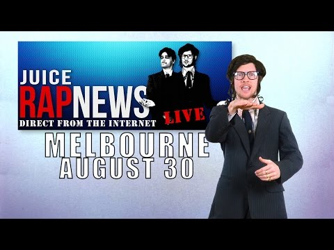 Live Rap News | Show coming up: Melbourne 30 August