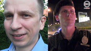 Pomalá smrť v policajnom štáte?! 2. diel - zastavenie