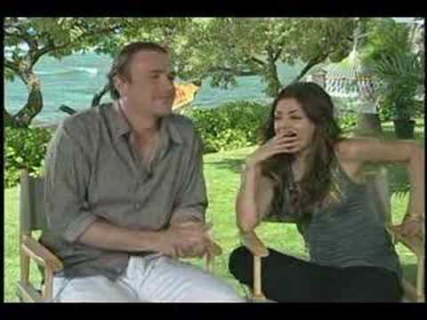 Mila Kunis and Jason Segel about Forgetting Sarah Marshall
