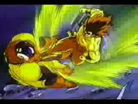 DragonballZ & Gundam Wing - Kryptonite