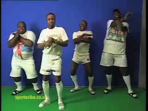 Ghana and Brazil World Cup Celebrations - Sportsvibe TV
