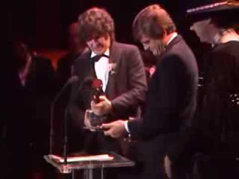 Neil Young Inducts the Everly Brothers into the Rock and Roll Hall of Fame