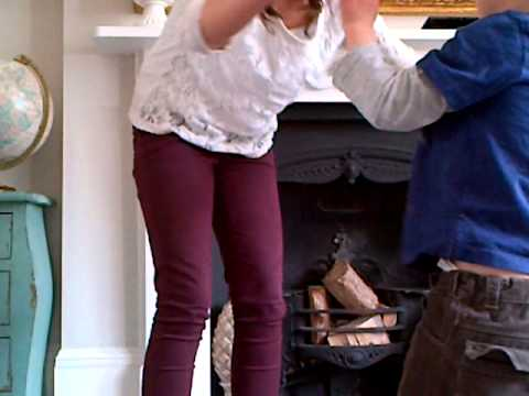 Me And My Baby Brother Dancing Someone Like U Xxx video