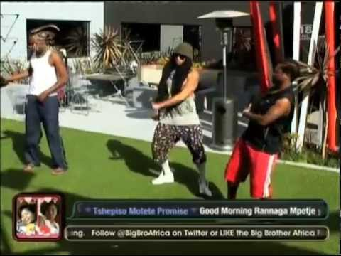 The Ruby House Dance Show- Big Brother Africa The Chase video