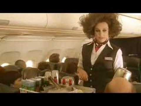 British Airways Cabin Crew video