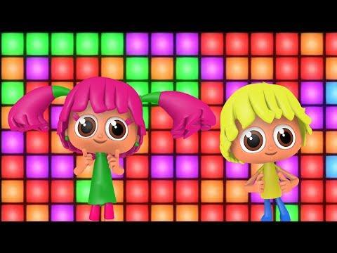 Hocky Pocky - Rondas y Canciones Infantiles 2