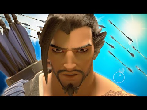 """How Far Can Hanzo Shoot? 