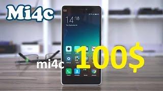 Обзор Xiaomi mi4c флагман за 100$