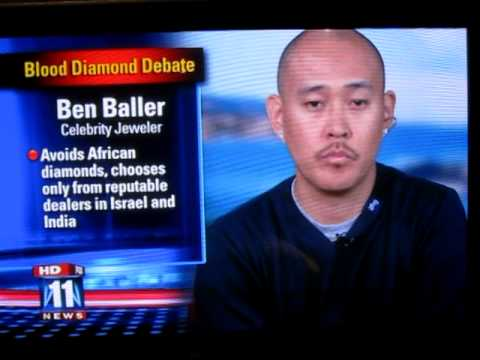 CELEBRITY JEWELER BEN BALLER ON FOX NEWS