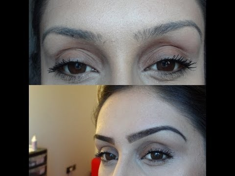 How to: HD Brows at home tutorial    Raji Osahn