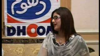 interviw film star AYESHA ALVI by AMIR MALIK part 1.mp4