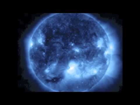 Pesky Earth Keeps Blocking View of Sun | NASA SDO Solar Dynamics Observatory HD Video