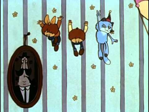 Кот в колпаке (1984) мультфильм смотреть онлайн