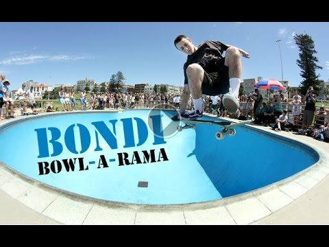 Bondi Bowl-O-Rama 2014