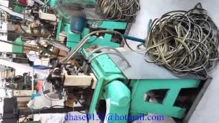 teeth making machine, metal zipper teeth punching machine