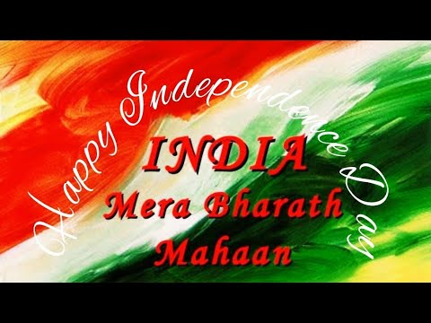 AYE MERE WATAN KE LOGO | INDEPENDENCE DAY 2018 | HAPPY INDEPENDENCE DAY NEW WHATSAPP STATUS VIDEO
