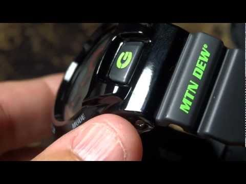 CASIO G-SHOCK REVIEW AND UNBOXING