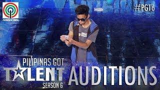 Pilipinas Got Talent 2018 Auditions: Jepthah Callitong - Magic