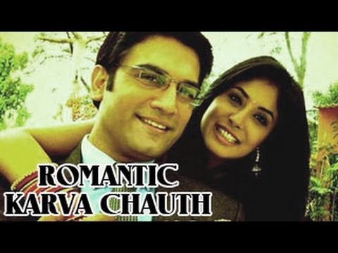 Dr Nidhi's ROMANTIC KARVA CHAUTH for Ashutosh in Kuch Toh Log Kahenge 5th November 2012
