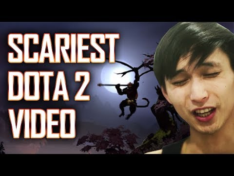 SCARIEST GAME OF DOTA 2 - SingSing Dota 2 Highlights