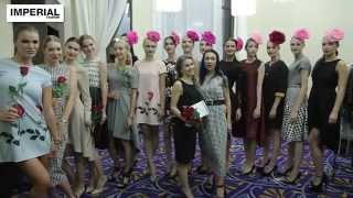 Открытие магазина одежды IMPERIAL fashion