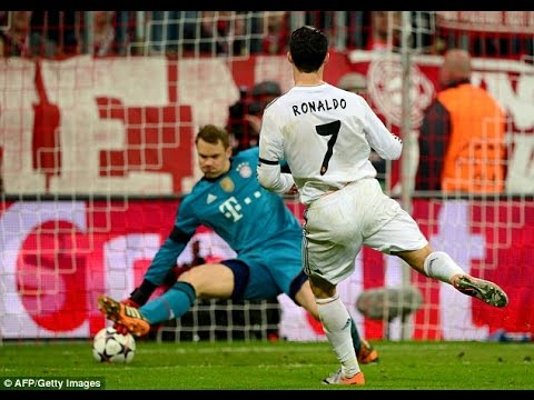 Cristiano Ronaldo, Arjen Robben and Manuel Neuer make final-three shortlist for 2013-14 UEFA..
