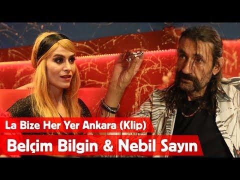 """Rüzgar Filminden """"La Bize Her Yer Ankara"""" (Belçim Bilgin & Nebil Sayın)"""