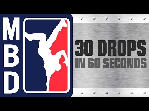 30 Drops In 60 Seconds Melbourne Break Dance video