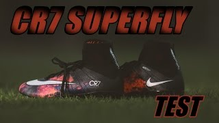 TEST Nike Mercurial Superfly IV CR7 Savage Beauty | Motivational Video | El Clasico