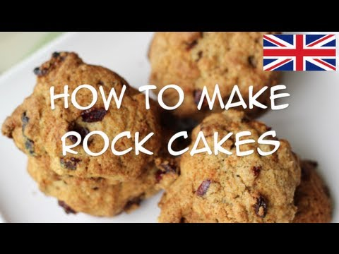 How To Make Rock Cakes Youtube