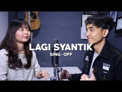 Download Lagu  Siti Badriah - Lagi Syantik SING-OFF Reza Darmawangsa VS Salma Mp3 Free