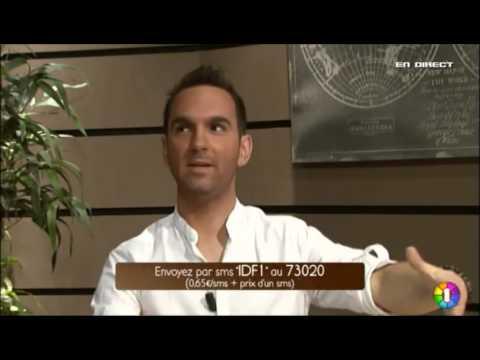 Emission de television ID ASTRO avec Thomas D'Ana sur IDF1 le 04 Juin 2013