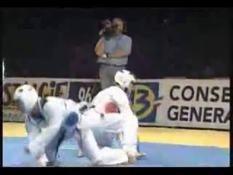 Tae Kwon-Do W.T.F - Head Kicks #2