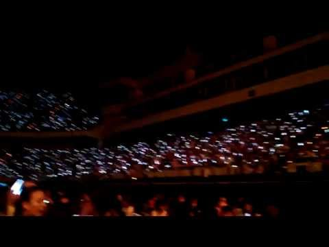 150612 The EXO'luXion IN TAIPEI 安可應援 Baby 앵콜응원