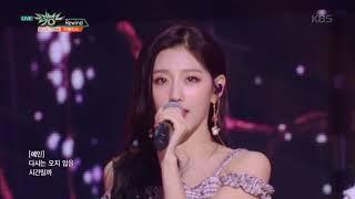 뮤직뱅크 Music Bank - Rewind - 러블리즈(Lovelyz).20190118