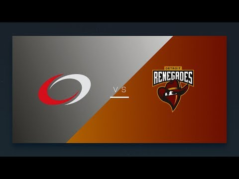 CS:GO - compLexity vs. Renegades [Train] Map 2 - NA Day 5 - ESL Pro League Season 6