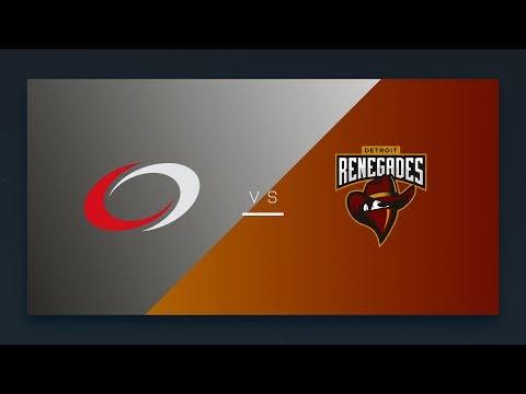 CS:GO - compLexity vs. Renegades [Train] Map 2 - NA Day 5 - ESL Pro League Season 6